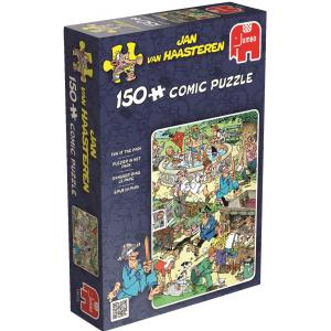 Diset - 19023 - Puzzle 150 pièces - JVH-S'amuser dans le parc (325680)