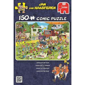 Diset - 19020 - Puzzle 150 pièces - JVH-Chaos sur le terrain (325682)