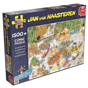 Diset - 19015 - Puzzle 1500 pièces - JVH-Rafting extrême (325694)