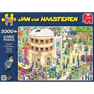 Diset - 19016 - Puzzle 2000 pièces - JVH-L'Evasion (325696)