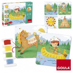 Goula - 53139 - Jeu de laçage Nakai (325744)