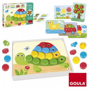 Goula - 53140 - Baby Color bois (325746)