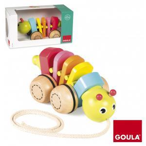 Goula - 53454 - Chenille articulée à tirer (325760)