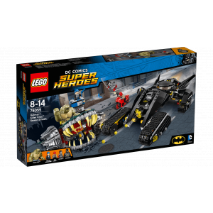 Lego - 76055 - Batman™ : choc dans les égouts avec Killer Croc™ (325902)
