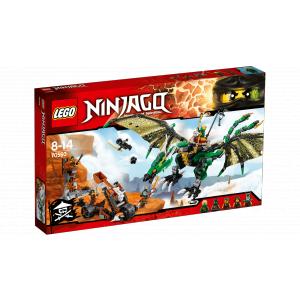 Lego - 70593 - Le dragon émeraude de Lloyd (325910)