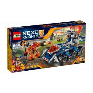 Lego - 70322 - Le transporteur de tour d'Axl (325930)