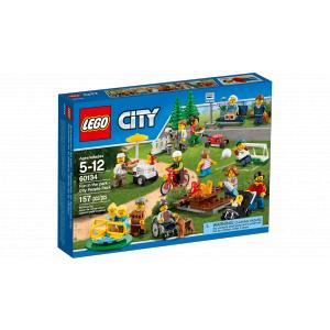 Lego - 60133 - Calendrier de l'Avent LEGO City (325942)