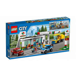 Lego - 60132 - La station-service (325944)