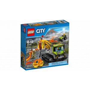 Lego - 60122 - La foreuse à chenilles (325950)