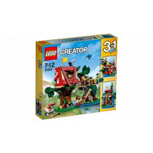 Lego - 31053 - Les aventures dans la cabane dans l'arbre (325966)