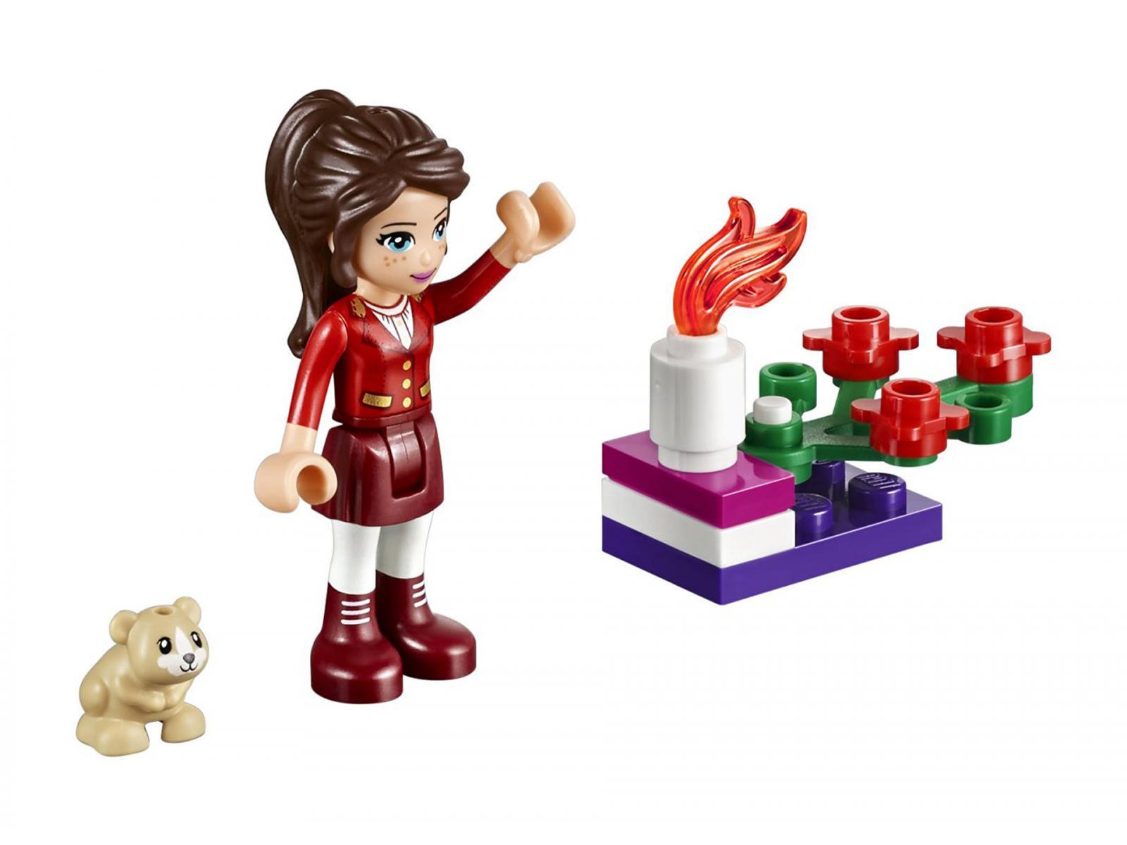 Lego Friends Calendrier De L Avent.41131 Le Calendrier De L Avent Lego Friends
