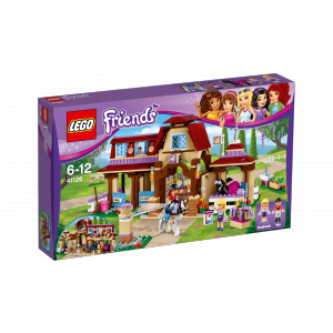 Lego - 41126 - Le club d'équitation de Heartlake City (325986)