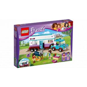 Lego - 41125 - La remorque à chevaux du vétérinaire (325988)