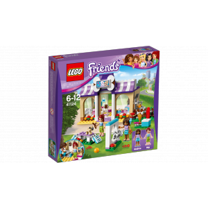 Lego - 41124 - La garderie pour chiots de Heartlake City (325990)