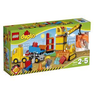 Lego - 10813 - Le grand chantier (326022)
