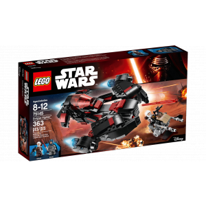 Lego - 75145 - Le vaisseau Eclipse (326032)