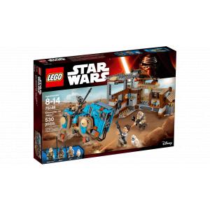Lego - 75148 - Rencontre sur Jakku™ (326038)