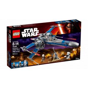 Lego - 75149 - X-Wing Fighter™ de la Résistance (326040)