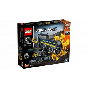Lego - 42055 - La pelleteuse à godets (326078)