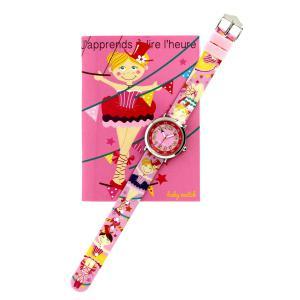 Babywatch - 230606177 - Coffret bon-heur pour apprendre à lire l'heure 7-9 ans acrobate (326258)