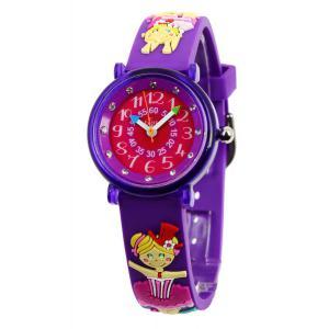 Babywatch - 230606153 - Montre pédagogique Zap 6-9ans - Trapeziste (326266)