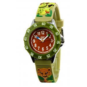 Babywatch - 230606139 - Montres pédagogiques zap 6/9 ans Jungle (326268)