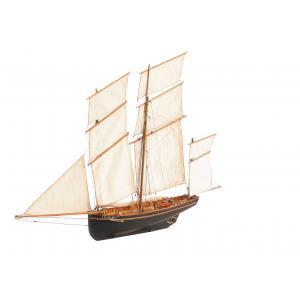 Artesania - 22190 - Maquette en bois Bisquine de Cancale (326272)