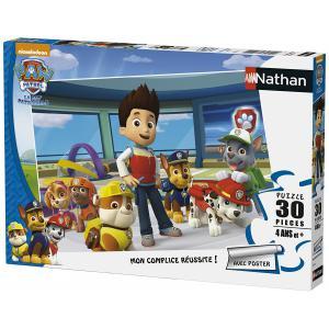 Nathan puzzles - 86354 - Puzzle 30 pièces - La Pat'Patrouille réunie (327794)