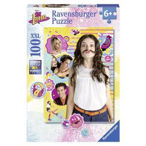 Ravensburger - 10909 - Puzzle 100 pièces XXL - Je suis Luna / Soy Luna (327812)