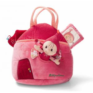 Lilliputiens - 86823 - Sac à main Chaperon rouge (327898)