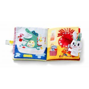 Lilliputiens - 86831 - Livre Petit lapin dentiste (327912)