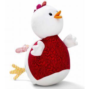 Lilliputiens - 86837 - Culbuto Ophélie la poule (327922)