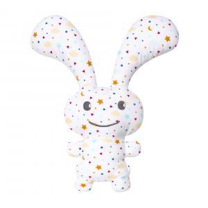 Trousselier - V109951 - Funny Bunny Doudou Hochet Etoiles 24Cm (327956)