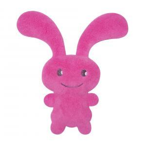 Trousselier - V1099 14 - Funny Bunny Doudou Hochet - Fuchsia 24Cm (327962)