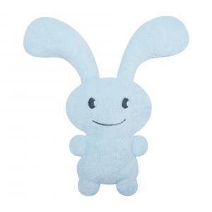 Trousselier - V109902 - Funny Bunny Doudou Hochet Bleu 24Cm (327966)