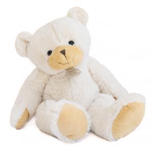 Histoire d'ours - HO2710 - Peluche Coup de cœur - ours ivoire gm 50 cm 50 cm (328086)