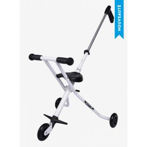 Micro - TR0001 - Micro Trike - Le porteur enfant ultra compact - Blanc (328170)