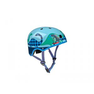 Micro - AC4506 - Casque - Dinosaures - Taille S = 48 à 52cm (328328)