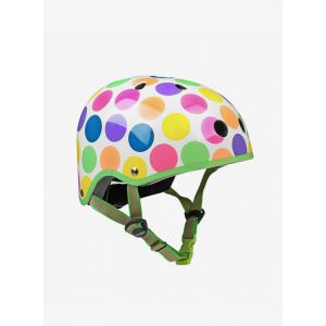Micro - AC2038 - Casque - Pois Fluo - Taille S (328340)