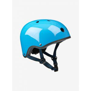 Micro - AC4494 - Casque - Neon Bleu brillant - Taille S = 48 à 52cm (328344)