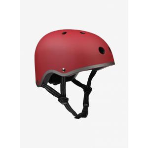 Micro - AC4497 - Casque - Rouge Mat - Taille M (328354)
