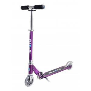 Micro - SA0132 - Trottinette2 roues ultra légère & compacte Violet (328400)