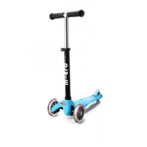 Micro - MMD034 - Trottinette Mini2go Deluxe Plus - Bleu (328454)