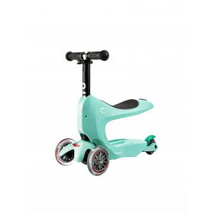 Micro - MMD031 - Trottinette Mini2go Deluxe Plus - Mint (328460)