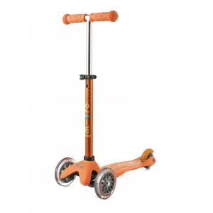 Micro - MMD008 - Trottinette 3 roues Mini Micro Deluxe Orange (328474)