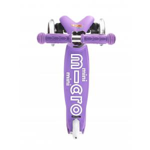 Micro - MMD004 - Trottinette 3 roues Mini Micro Deluxe Violet  (328482)