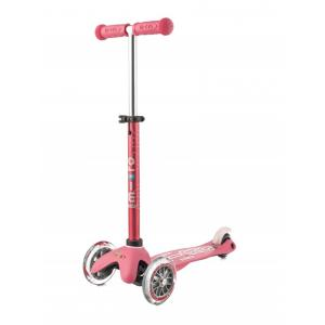 Micro - MMD003 - Trottinette 3 roues Mini Micro Deluxe Rose  (328484)