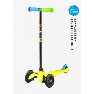 Micro - MM0248 - Trottinettes enfants Mini Sporty - Jaune Pop - barre noire (328498)