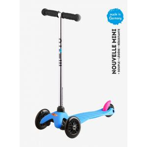 Micro - MM0075 - Trottinettes enfants Mini Sporty Aluminium - Neon Bleu (328536)