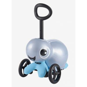 Micro - MO0006 - Trottinettes enfants Microlino Bleu avec siege gonflable (328540)